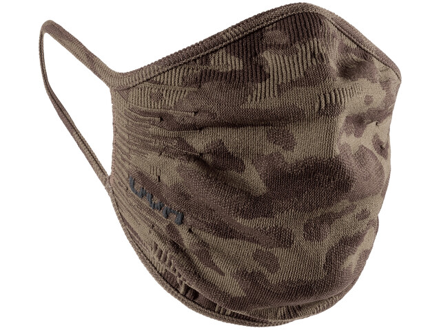 UYN Community Maske camouflage brown